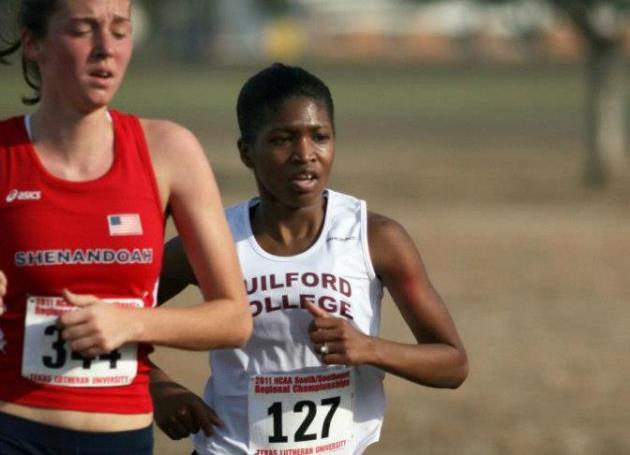Guilford Competes at Charlotte Invitational