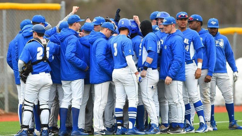 Baseball vs. Quinnipiac Moved to Wednesday at 3 p.m.
