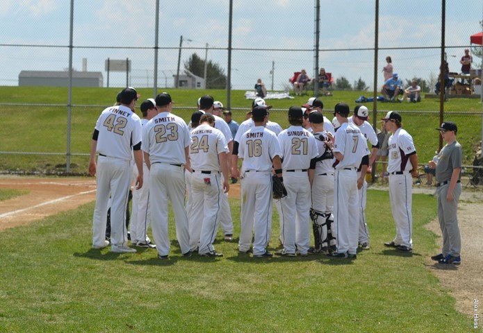 EC baseball drops series finale to Westminster
