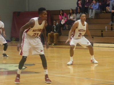 Men's Basketball: Mustangs Lose Battle to Spartans
