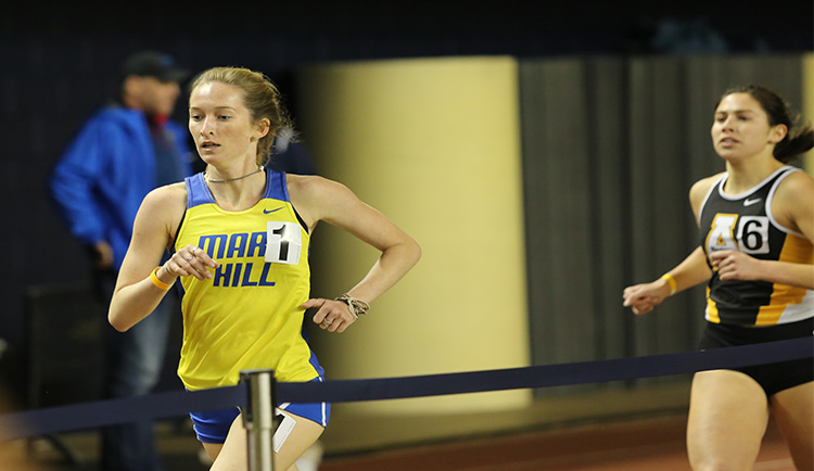 Lions shine at USC Indoor Open