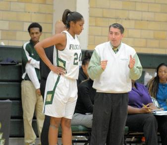 Women's Basketball Wins, Gets Help, Makes CACC Playoffs