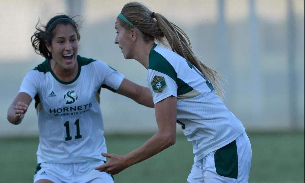 WOMEN'S SOCCER BATTLES MONTANA TO 1-1 DRAW