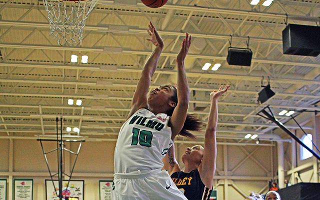 Goldey-Beacom Takes Cross Town Rivalry Game, 85-72, over Wilmington Women's Basketball