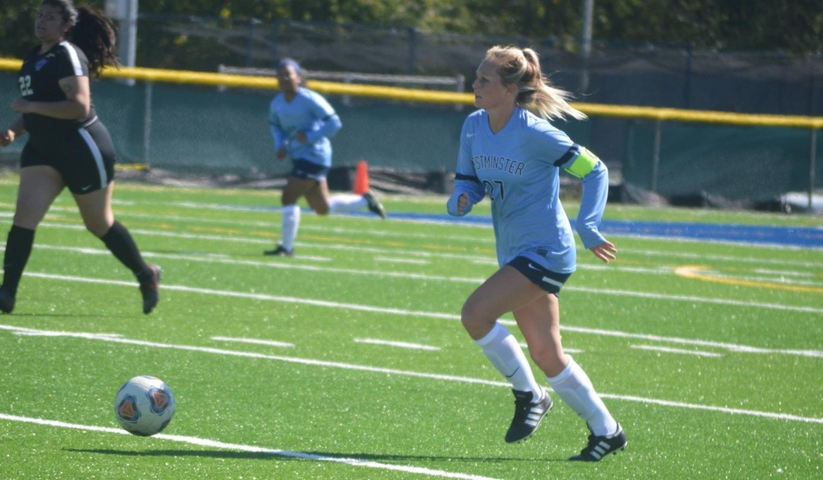 Westminster Women's Soccer Blanks MacMurray