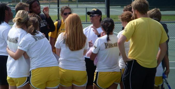 Sombito Steps Down as Head Tennis Coach