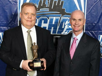 Bob Daniels Named CCHA Coach Of The Year