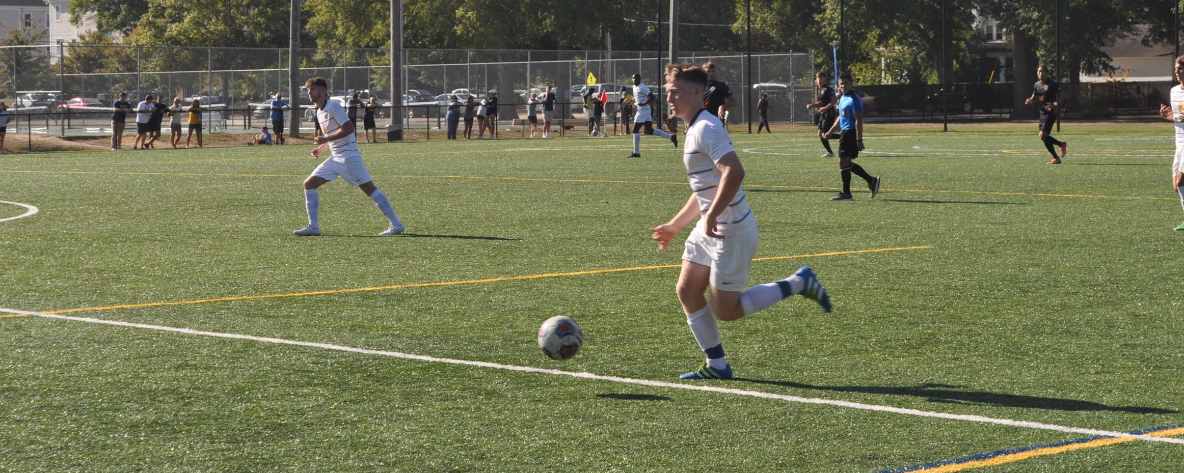 Cobras Come Up Short to Anderson 2-1 in SAC Semifinals