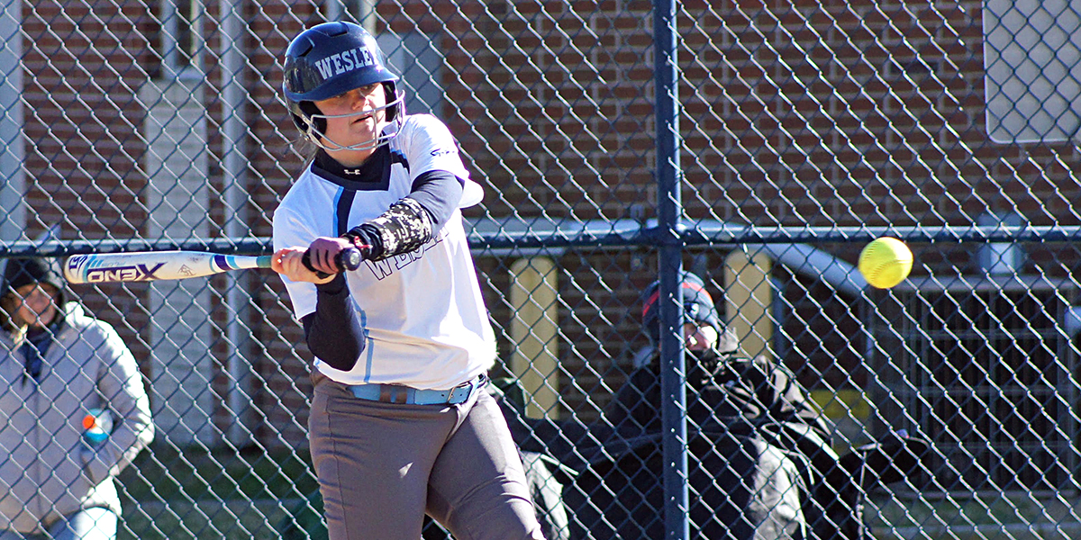 Kinney homers as softball falls to Eastern