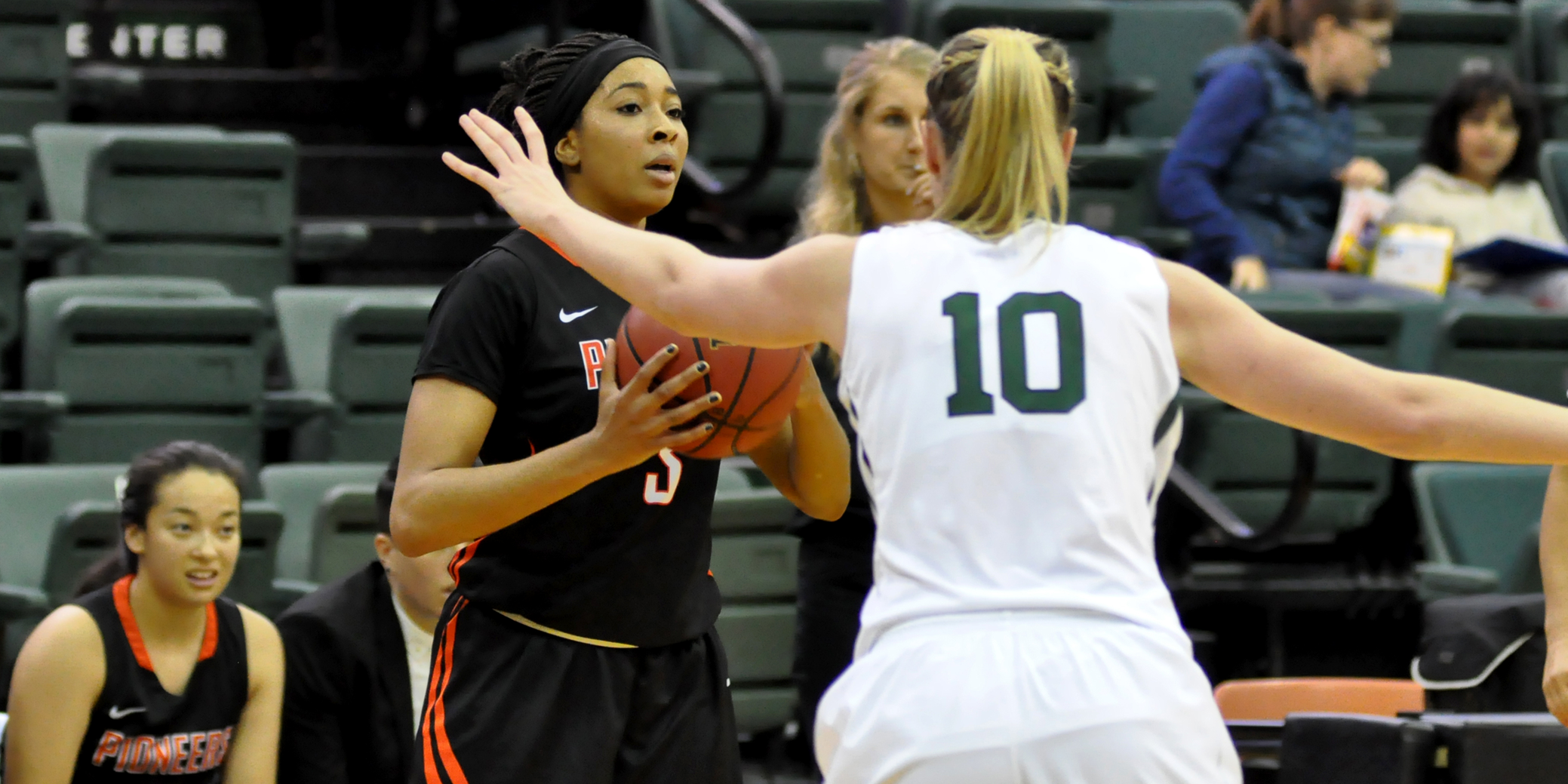 Women's hoops debuts with exhibition loss