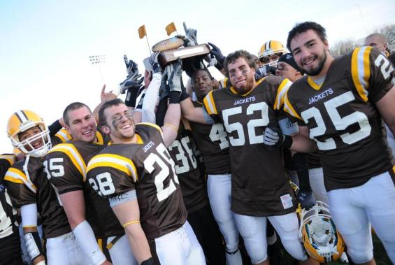 Yellow Jackets Travel to John Carroll For Annual Gold Bowl Trophy Game on Saturday