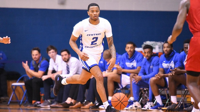 Men's Basketball Loses at Massachusetts, 89-43