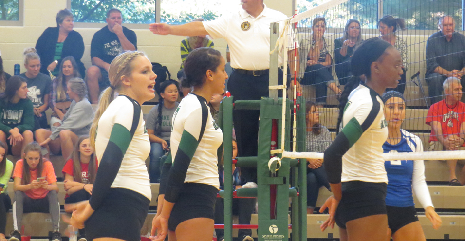 Storm Drops Two Matches at Clarion Tournament