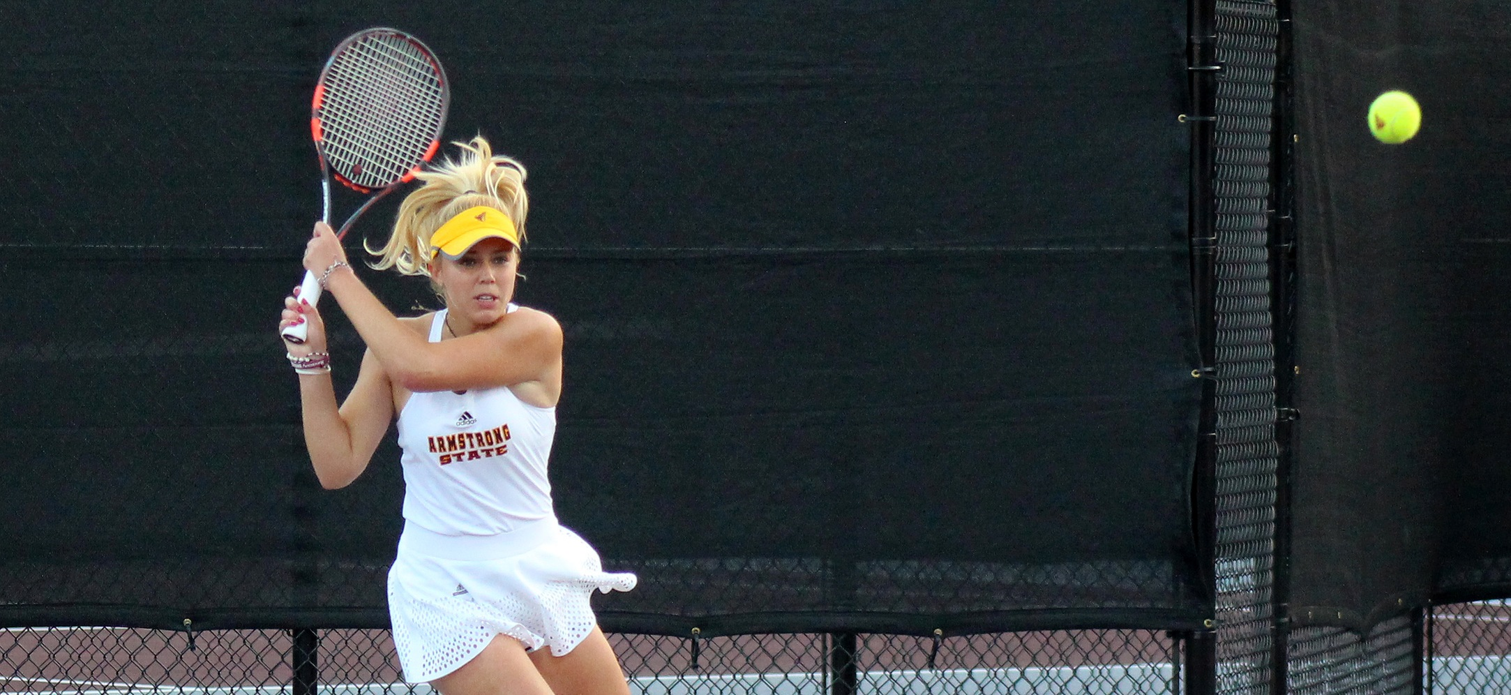 No. 4 Women's Tennis Defeats No. 30 Auburn Montgomery, 5-3, On Friday