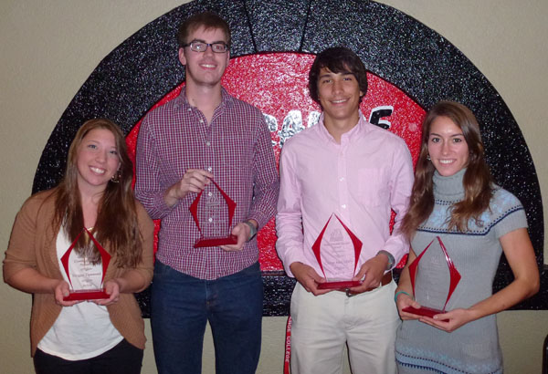 Cross Country: Team holds end of season awards banquet