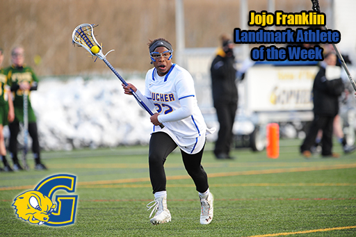 Franklin Earns Offensive Athlete of the Week Honor