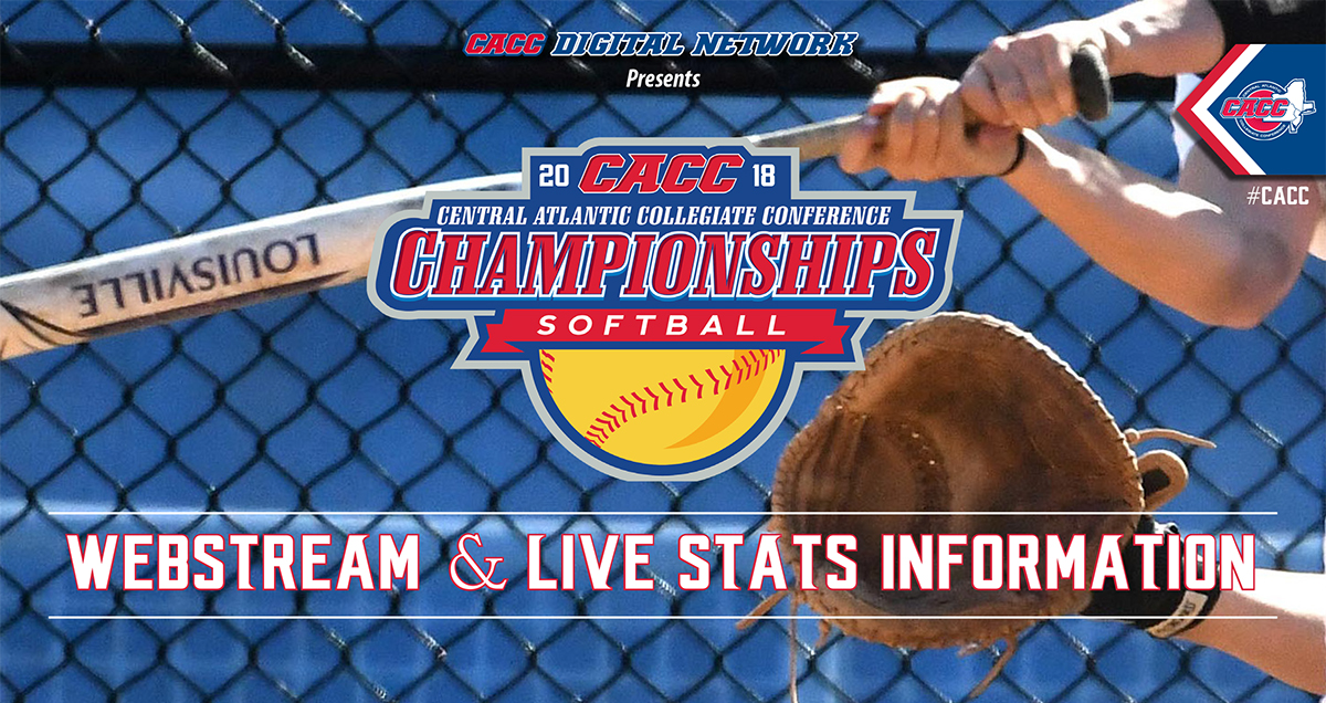 CACC Digital Network & Georgian Court to Webstream All Games this Week During 2018 CACC Softball Championship
