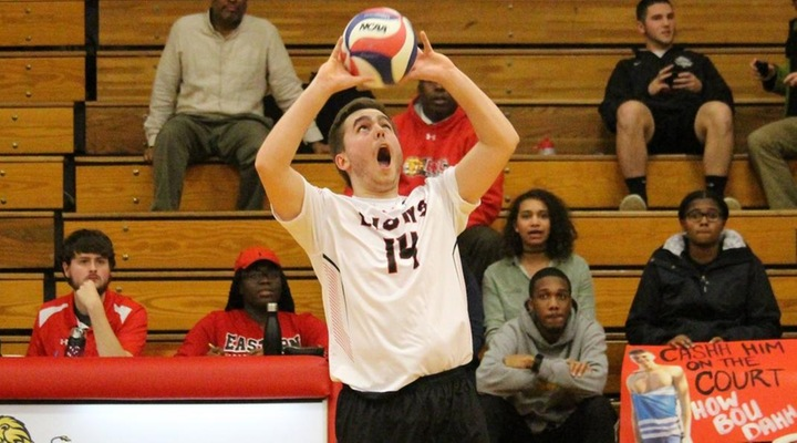 Men's Volleyball Drops Road Match at Southern Vermont, 3-1