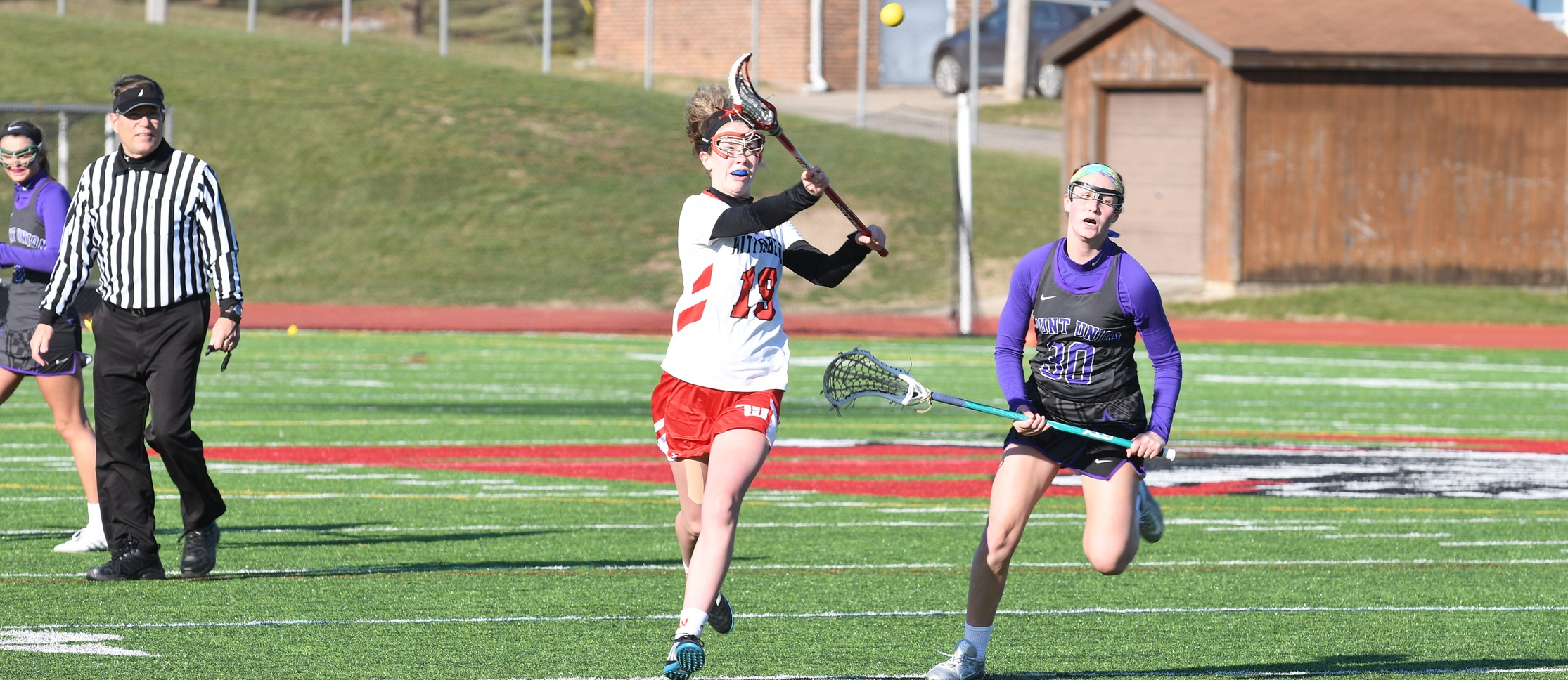 Wittenberg Edged by Mount Union at Home