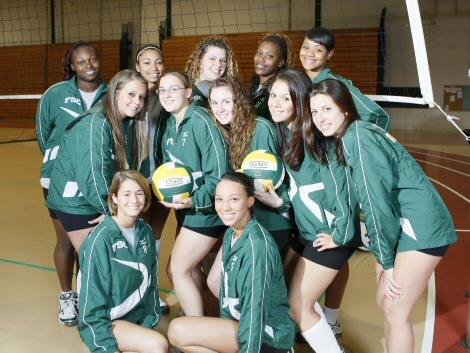 2008 Women's Volleyball Season Recap