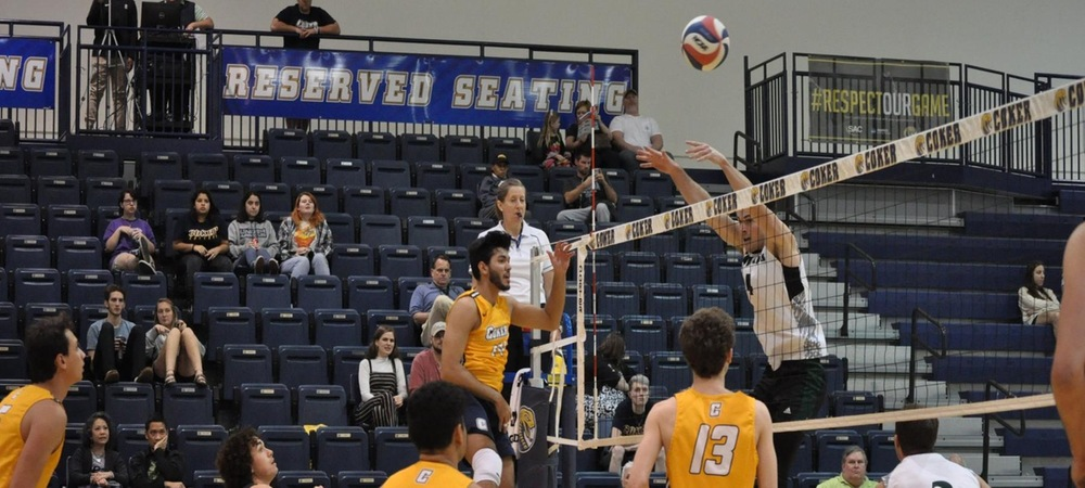 Santos, Ravelo and Castro Lead Cobras to Victory in Five-Set Thriller Over Mount Olive