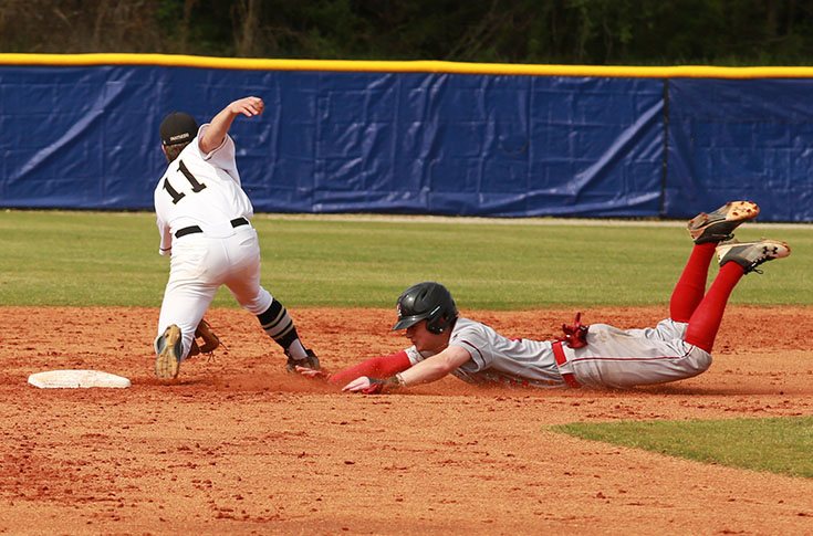 Baseball: Panthers open USA South Tournament with 2-1 win over third-seeded Ferum