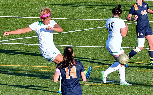 Two Goals in 21 Seconds Carry Wilmington Women's Soccer to 3-2 Victory over Goldey-Beacom