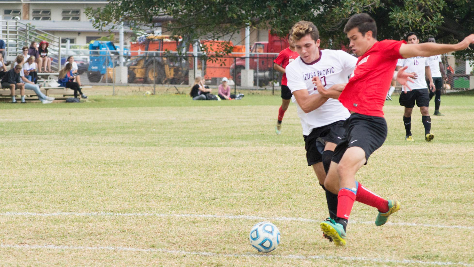 Seasiders draw with Cougars