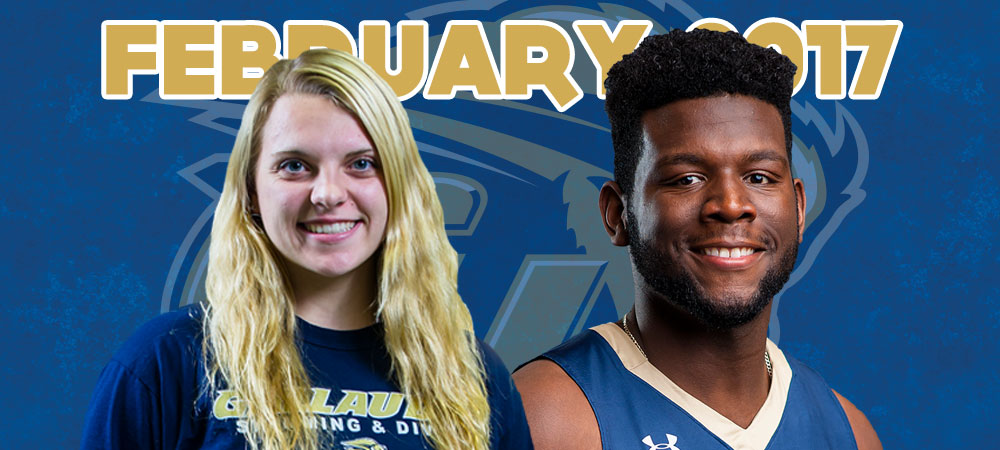 Miller-Notestone and McGriff selected as February Bison of the Month presented by GIS