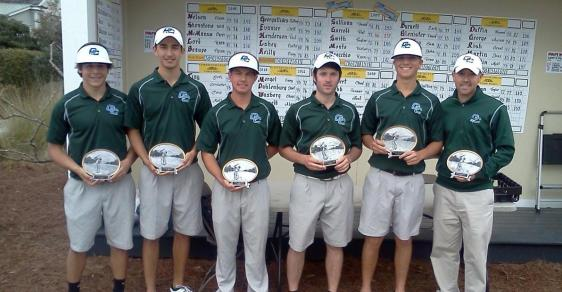 #16 Bobcat Golf Takes 2012 Pirate Invite, Garrett Individual Title