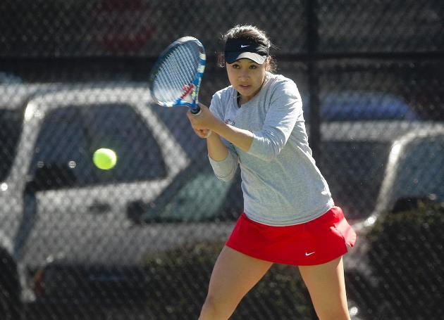 Women's Tennis: Sunday Results of Saint Mary's Invitational