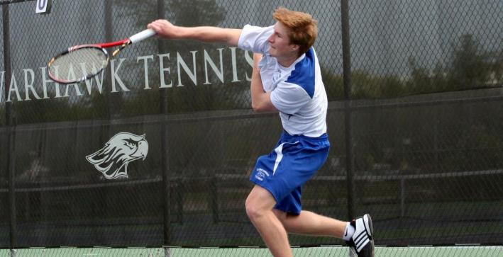 Win streak continues for Men's Tennis