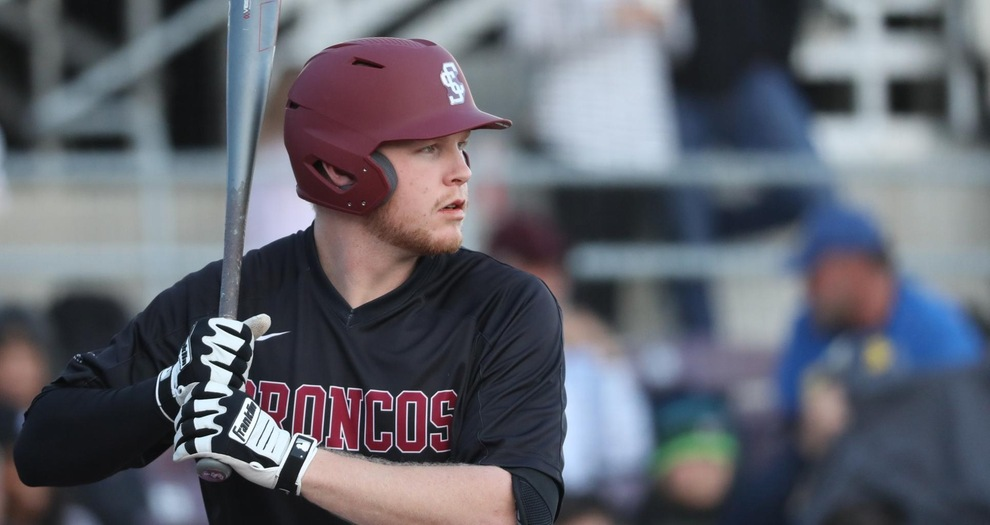 Baseball Drops Series Finale to San Jose State on Monday