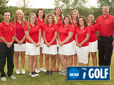 Women's Golf Headed To NCAA Tourney
