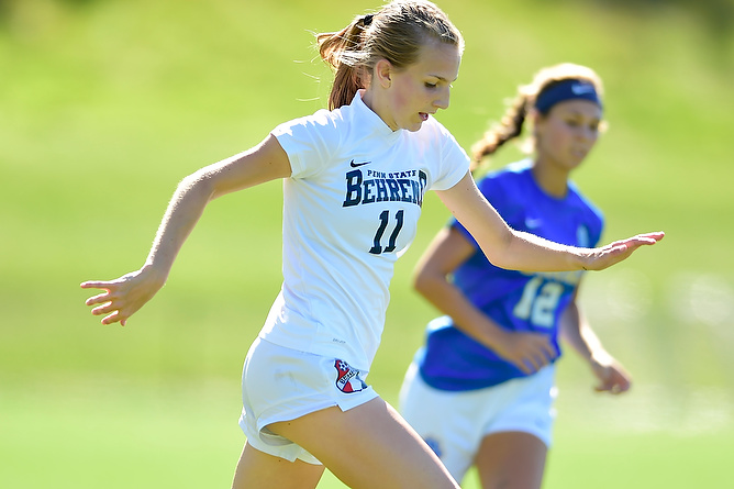 Women's Soccer Finishes Regular Season Undefeated in AMCC