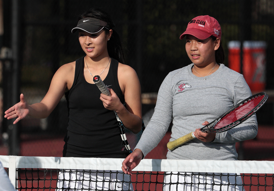Women's Tennis: Final Wrap Up for SMC Fall Invitational