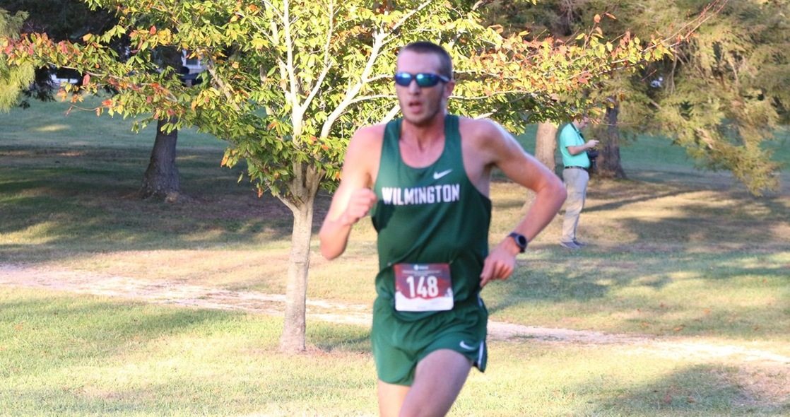 Men's Cross Country Places 14th in Great Lakes Regional Meet