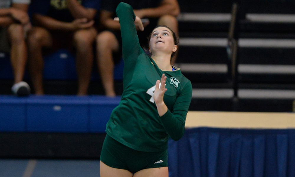 VOLLEYBALL HAS WINNING STREAK SNAPPED IN LOSS TO PEPPERDINE