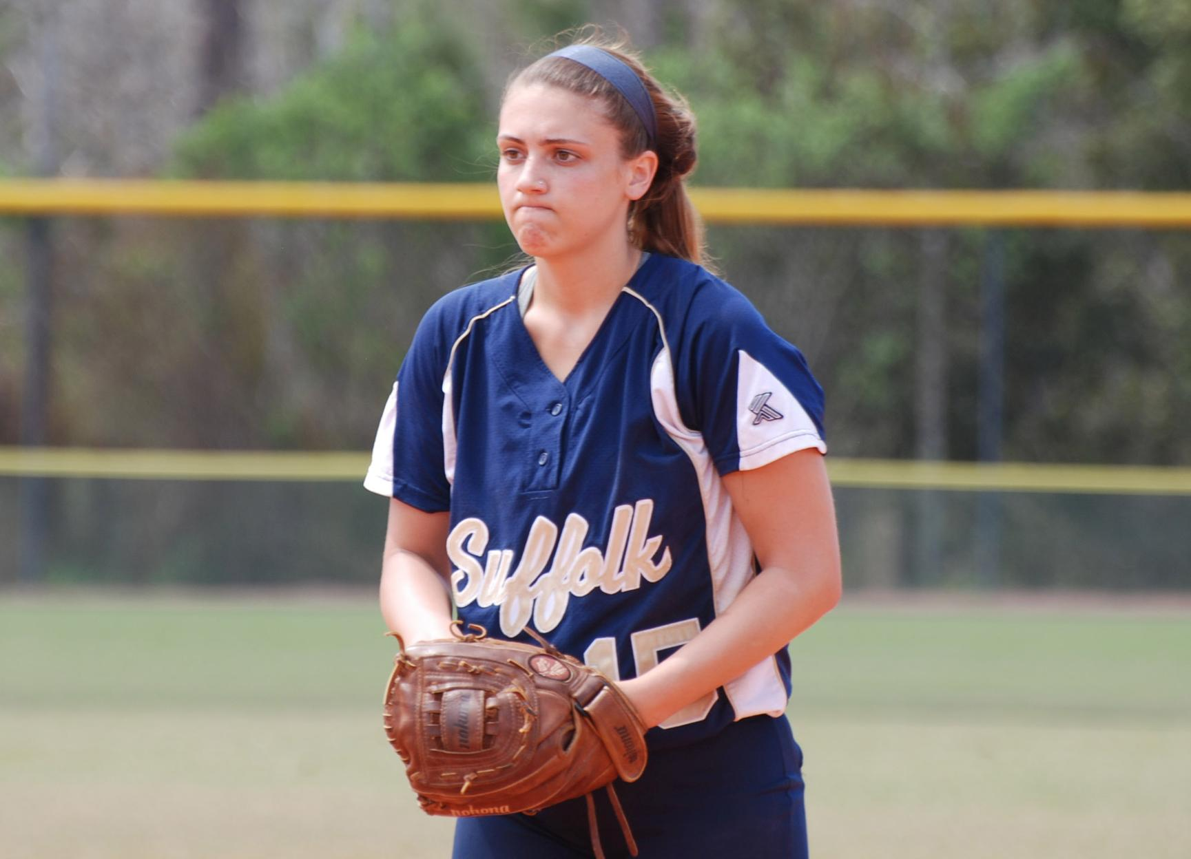 Softball Rallies in Game 2 to Split Doubleheader at JWU Saturday