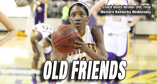 Golden Eagles host old rival Western Kentucky Wednesday