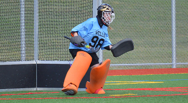 Keystone Takes Field Hockey Win Over Wells