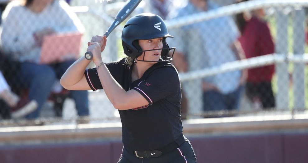 Softball Swept By Portland State and Seattle Sunday
