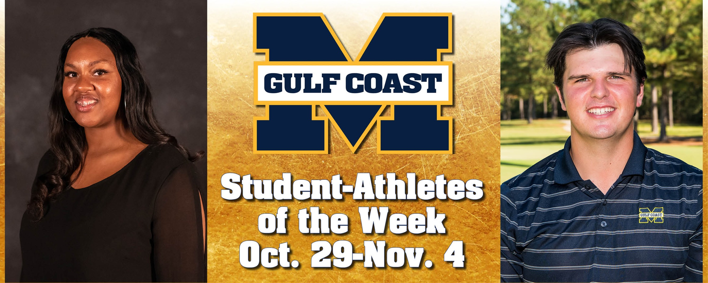Howard, Hopkins named MGCCC Student-Athletes of the Week