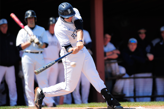Lions Explode for 10 Runs in the Fifth to Defeat Widener