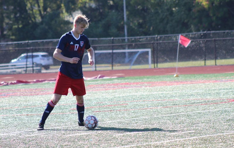 Nyack Men's Soccer Falls to Chestnut Hill in First Conference Game