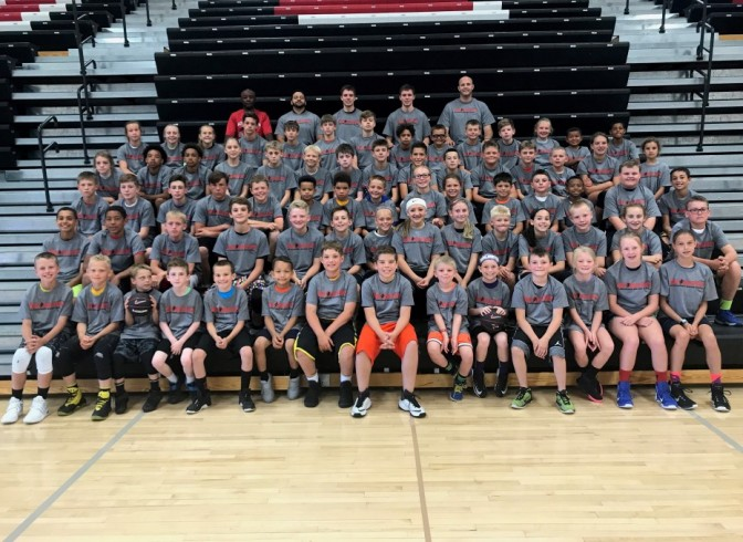2017 Lorenzo Watkins Basketball Camp Round-Up!