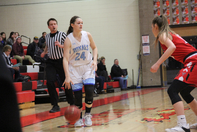 Versatility on Offense leads Lady Royals to Win over UTTC