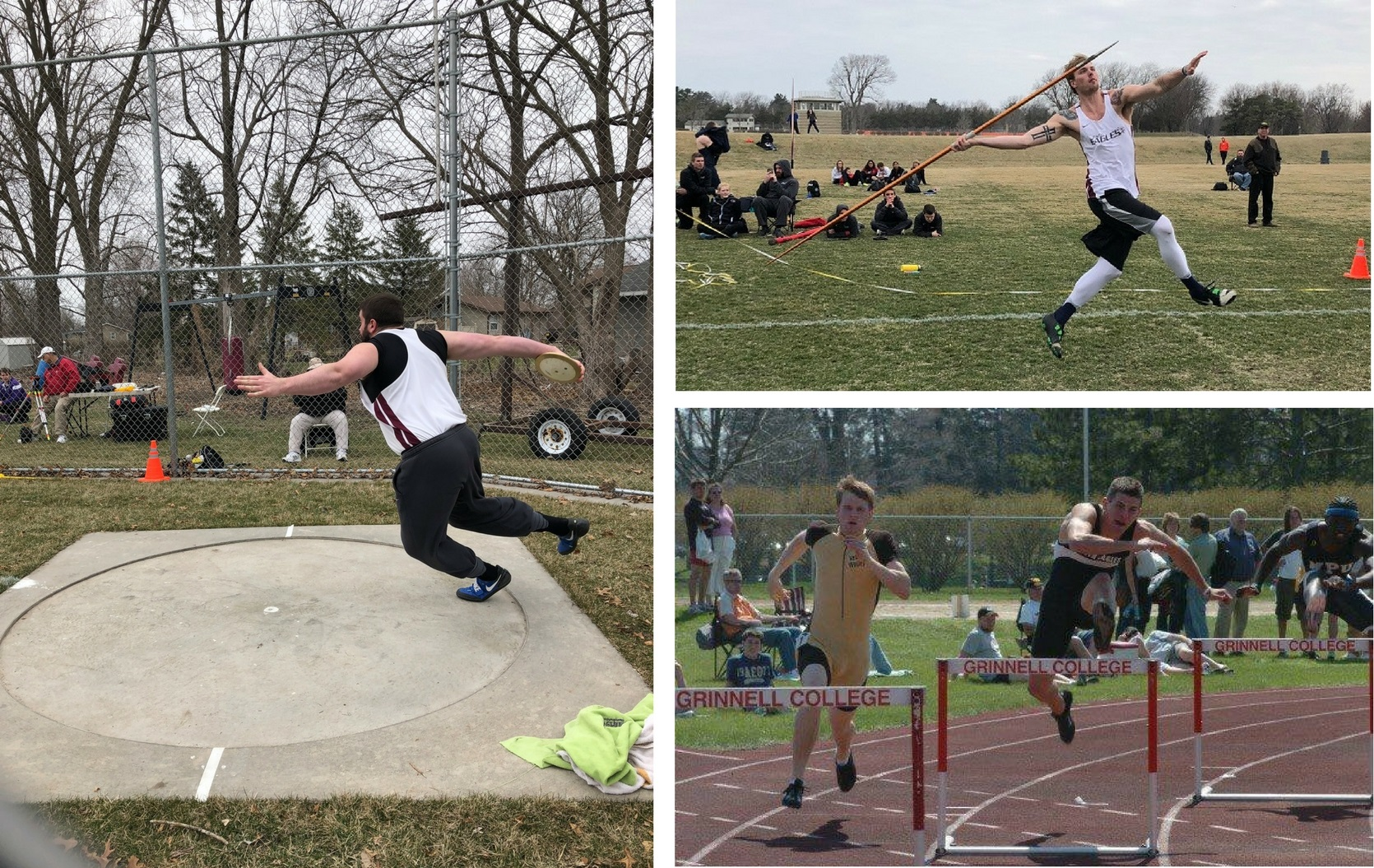 """Throw Brothers"" and a ""Flying Sauser"" dominate Dick Young Invitational"