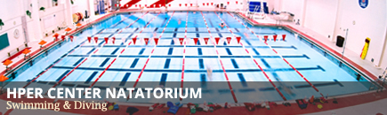 HPER Center Natatorium (Swimming & Diving)
