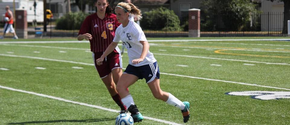 Second-Half Rally Falls Short in Franklin College Women's Soccer Season Opener to Trine